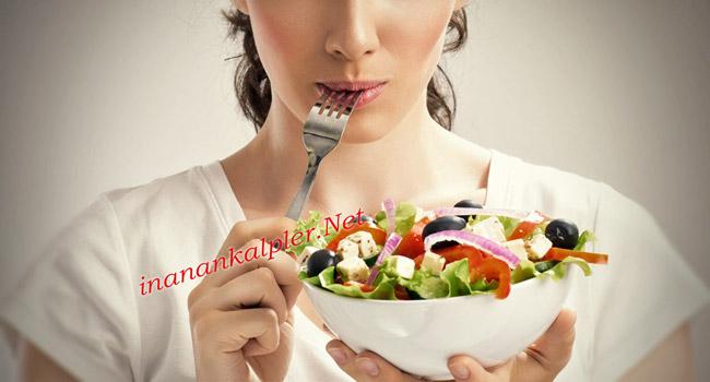 Yediklerinize dikkat edin