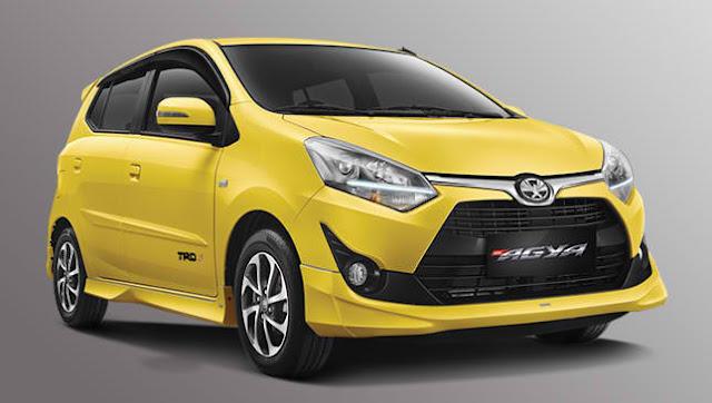 List of Toyota Wigo Types Price List Philippines