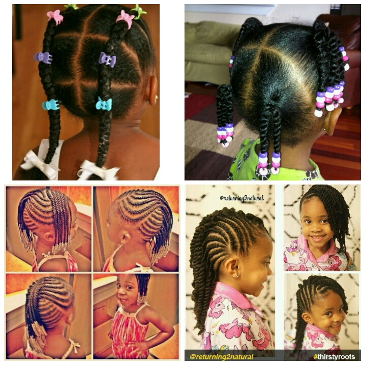 hair challenges coiffures pour enfants. Black Bedroom Furniture Sets. Home Design Ideas