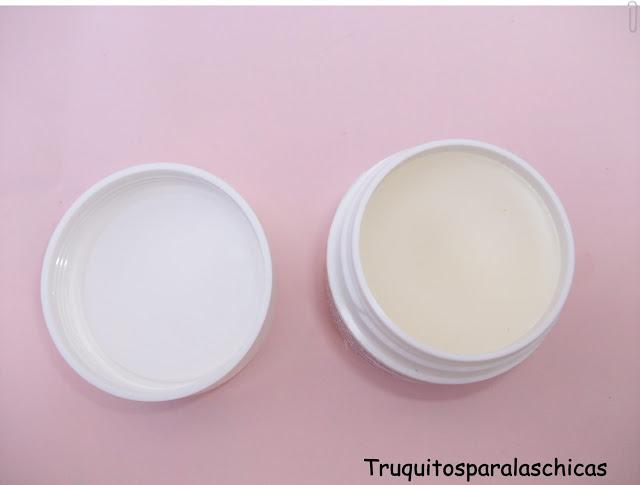 protector labial de limon lila cosmetics