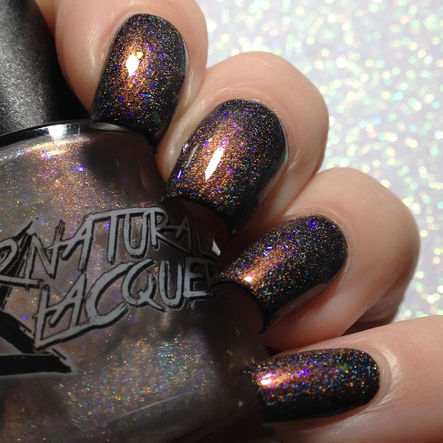 Supernatural Lacquer-The Great Conjunction