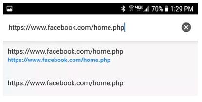 Facebook desktop site login on mobile  🌈 Facebook Tip: Changing