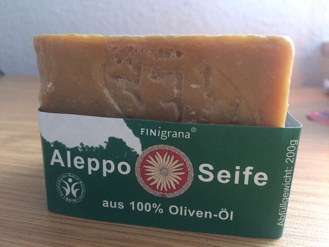 My Life Der Angebliche Alleskönner 100 Olivenöl Aleppo Seife Im