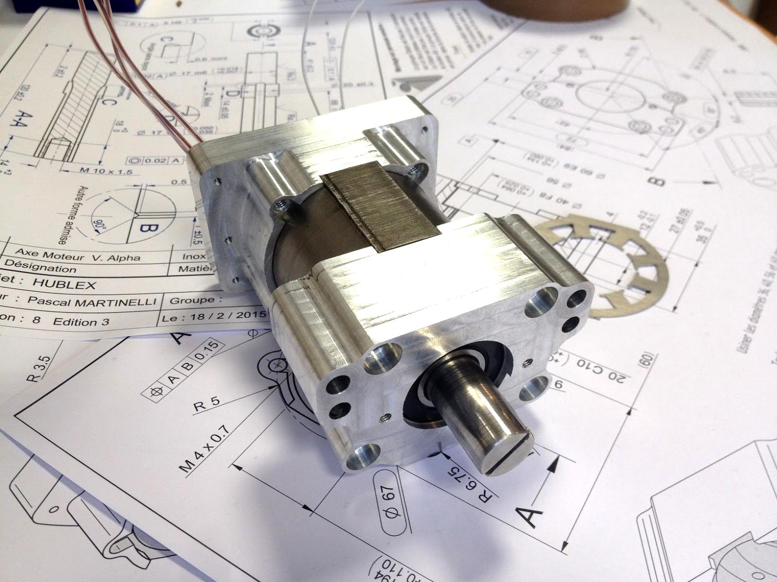 Innovlab Iut Cachan Conception Dun Moteur électrique
