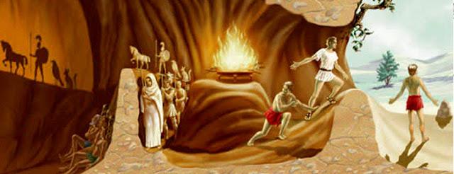 El mito de la caverna de Platón, un texto de lectura obligatoria