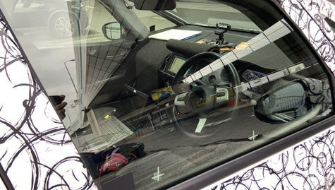 Spyshot Honda Jazz Facelift 2020