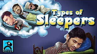 Types Of Sleepers | Types | Black Sheep