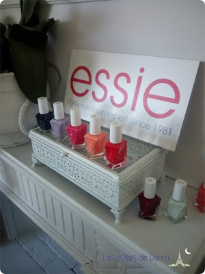 Essie Gel Couture Atelier Malne
