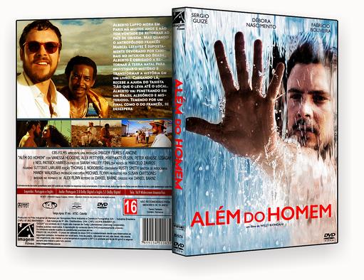 ALEM DO HOMEM DVD-R OFICIAL