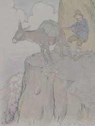Dongeng Keledai dan Pemiliknya (Aesop) | DONGENG ANAK DUNIA