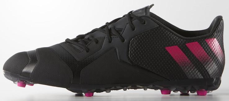 lowest price f808d d2489 Adidas Tekkers Ace 16+ TKRZ Schwarz  Pink  Dunkelgrau