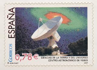 CENTRO ASTRONÓMICO DE YEBES, GUADALAJARA