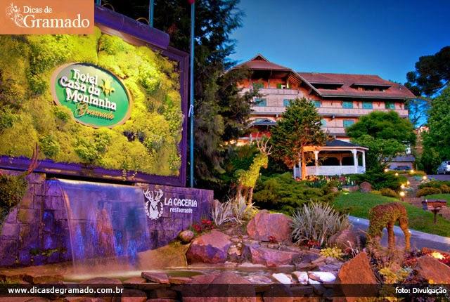 Réveillon em Gramado: Hotel Casa da Montanha
