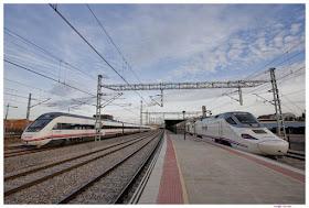 Mantenimiento de las líneas de tren alta velocidad Madrid-León y Venta de Baños-Burgos