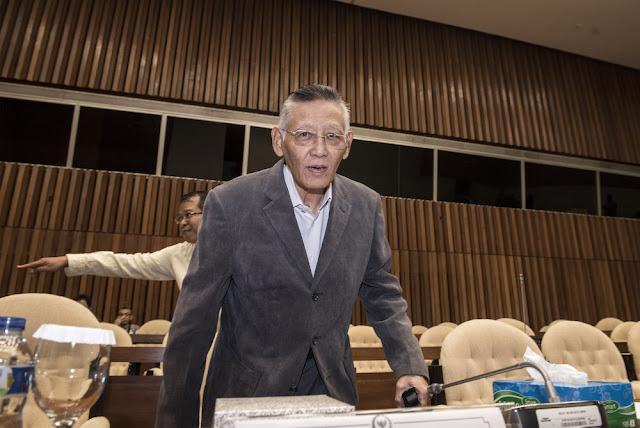Prof. Romli Atmasasmita Tuding HTI Lakukan Gerakan Terselubung di Garut, Netizen: Professor Error