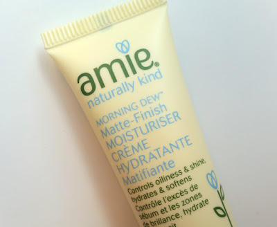 Amie Morning Dew Matte Finish Moisturiser