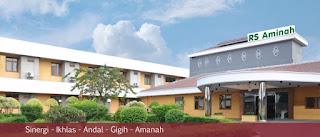 Lowongan Kerja Medis Perawat/Apoteker/Staff SDM/Rekam Medis/Front Liner di RS. Aminah