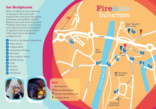 Everything You Need to Know about Fire and Ice Festival in Durham