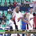 Calvin Abueva flashes 'Dirty Finger' after he hits a 3-pointer