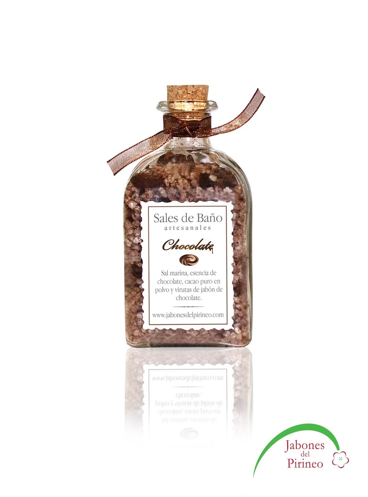 Sal de Baños de Chocolate