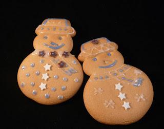 Ginger Cake Recipe, The Obligatory Christmas Day