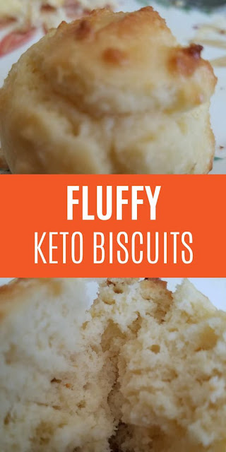 Fluffy Keto Biscuits