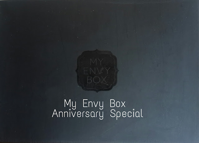 Unboxed: My Envy Box - Anniversary Special October 2017