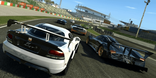 Download game android real racing hd