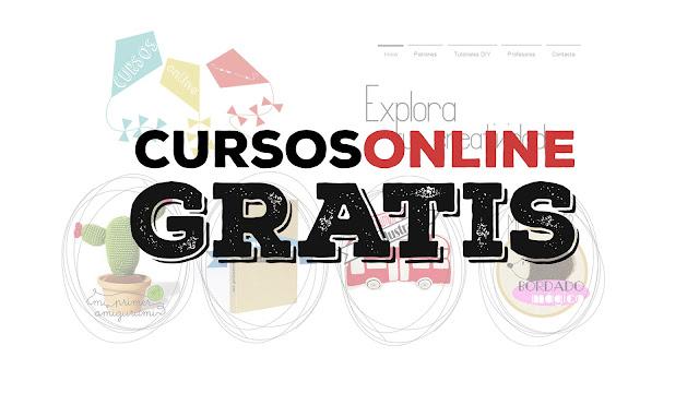 cursos-gratis-online-craft-handmade-amigurumi-encuadernación-costura-ilustración
