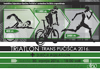 Triatlon trans Pučišća 2016. i Dječji aquatlon 5 Pučišća slike otok Brač Online