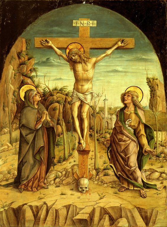 The Crucified Lovers: Both Saint And Cynic: Golgotha