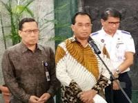 Anak Buah Ditangkap KPK, Menhub Lapor Presiden?