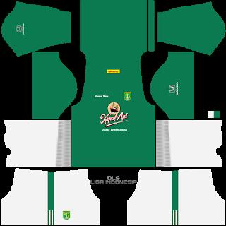 Logo Persebaya Dream League Soccer 2017 Vector Clip Art Kit