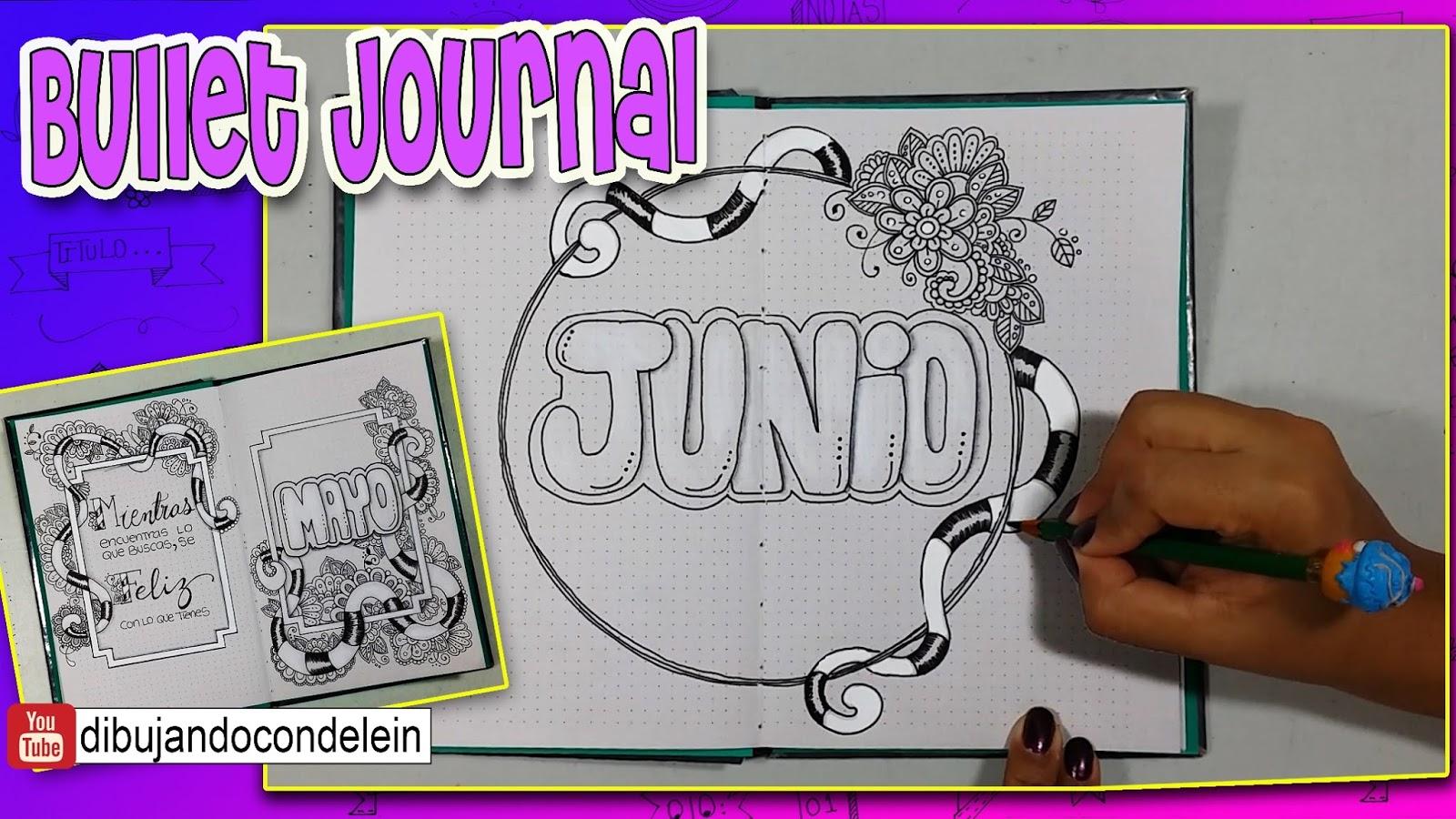 Dibujando Con Delein Como Hacer Una Libreta De Dibujo: Dibujando Con Delein: Propuesta De Caratula Para Mayo Y Junio