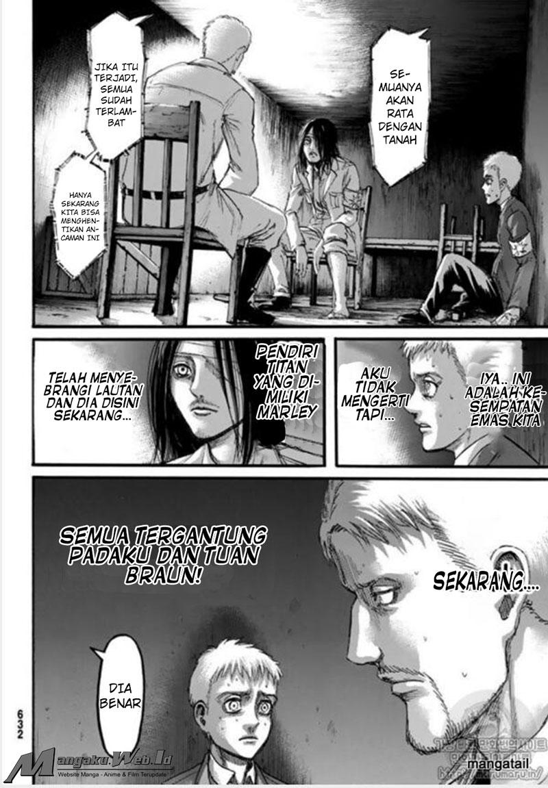 Shingeki No Kyojin: Chapter 100 - Page 22