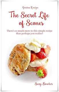 very flexible scone recipe cookbook
