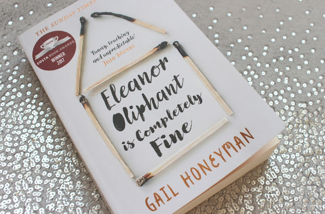 A review of Eleanor Oliphant is Completely Fine by Gail Honeyman
