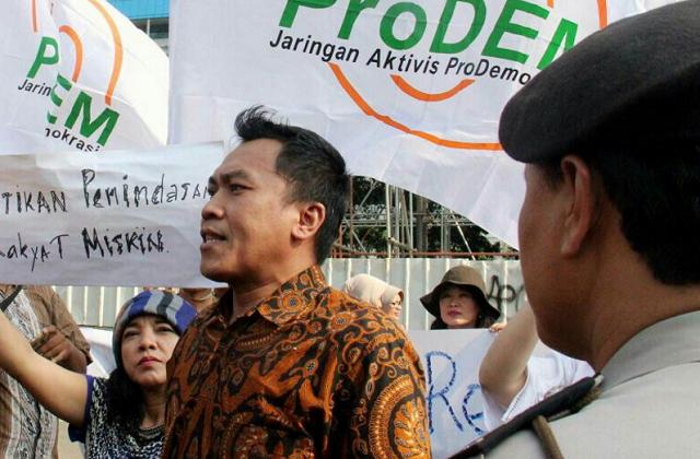 Sekjen ProDem: Jangan Klaim Semua Aktivis 98 Dukung Jokowi