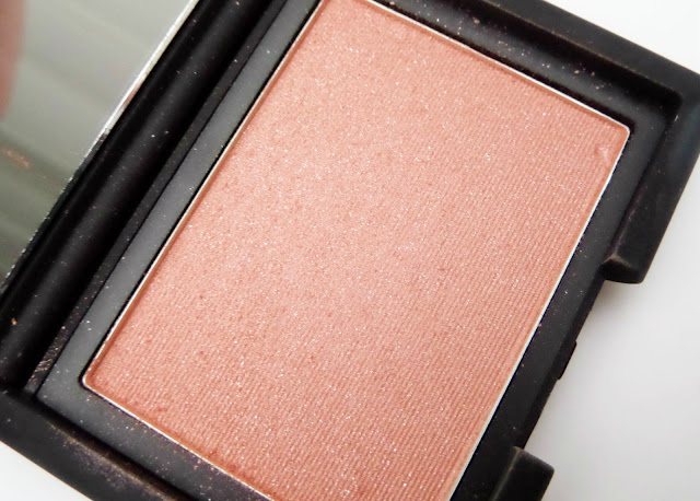 The Unlawful Nars blush Review and swatch