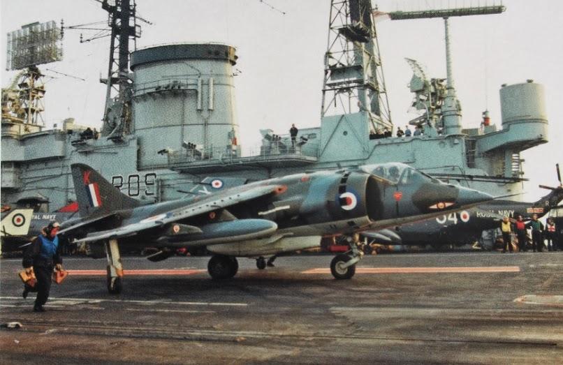 Jet Prop By Falkeeins First Generation Hawker Siddeley Harrier