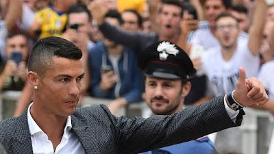Cristiano Ronaldo Datang, Para Rival Juventus Makin Bersemangat