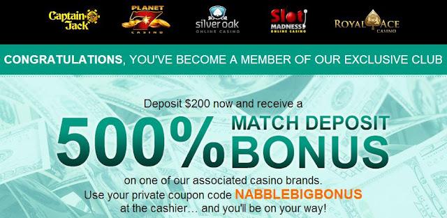 NABBLEBIGBONUS club code