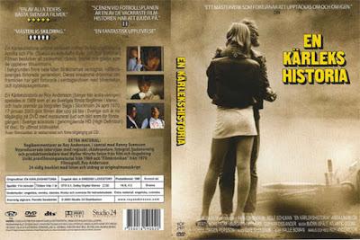 Шведская история любви / En kärlekshistoria / A Swedish Love Story. 1970.