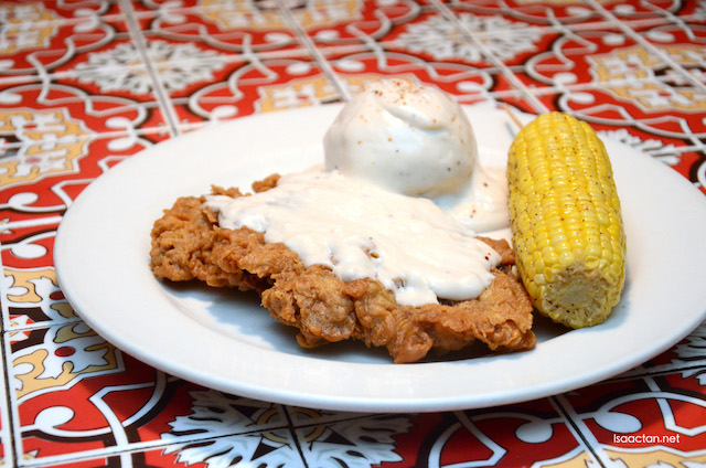Country Fried Steak (RM49.95)
