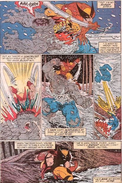 Incredible Hulk Wolverine McFarlane