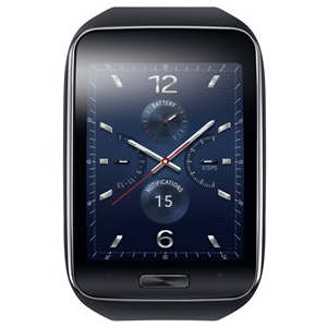 Samsung Gear S smartwatch with 3G launches in India