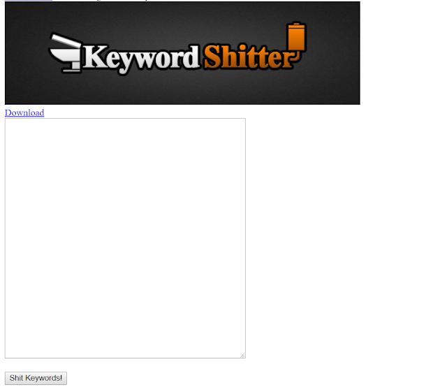Cara riset keyword shitter