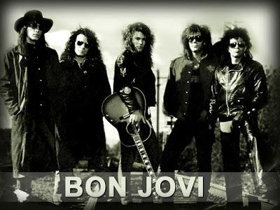 Lirik Lagu I'll Sleep When I'm Dead ~ Bon Jovi