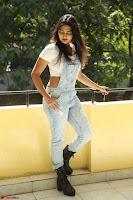 Neha Deshpande in Spicy Denim Jumpsuit and Whtie Crop Top March 2017 112.JPG