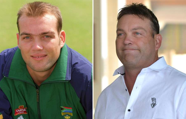 Jacques Kallis then and now